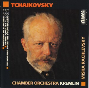 Tchaikovsky - Music For Strings, Vol.II Chamber Orchestra Kremlin - Rachlevsky-Chamber Orchestra