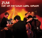 LIVE ON THE SOUTH BANK-Gypsy Music-Traditional