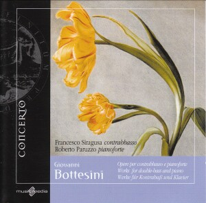 Giovanni Bottesini - Works for double-bass and piano. F. Siragusa, R. Paruzzo-Piano and Double-bass-Instrumental