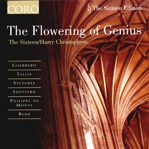 The Flowering of Genius - Guerrero, Tallis, Byrd, Victoria-Choir-Sacred Music