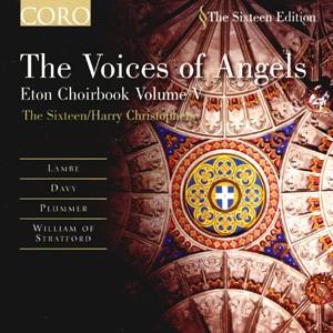 Voices of Angels - Eton Choirbook Vol V-Choir-Sacred Music