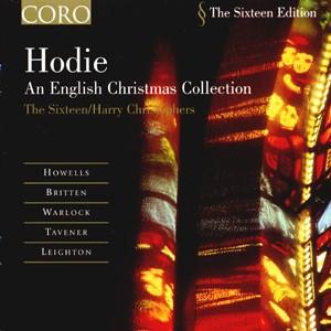 Hodie - An English Christmas Collection- Music by Howells, Britten, Warlock, Tavener, Leighton-Choir