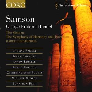 Samson - Handel -The Sixteen-Oratorio