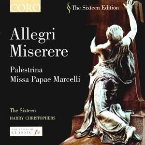 Allegri Miserere - Palestrina Missa Papae Marcelli-Choir-Sacred Music