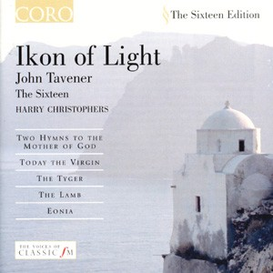 Ikon of Light - Sir John Tavener-Choir-Sacred Music