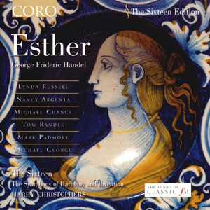 Esther - George Frideric Handel-Choir-Sacred Oratorios