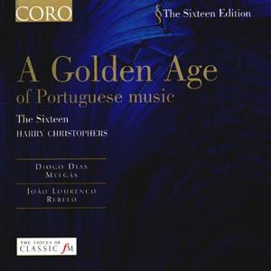 A Golden Age of Portuguese Music - Joao Lourenço Rebelo , Diogo Dias Melgás-Choir-Sacred Music