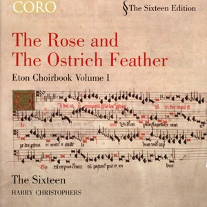 The Rose and The Ostrich Feather - Eton Choirbook Volume I-Choir-Sacred Music