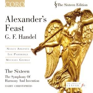Alexander's Feast - George Frideric Handel-Choir