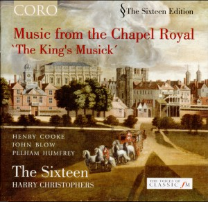 Music from the Chapel Royal 'The King's Musick' (2006)-Choir-Sacred Music