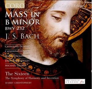 J. S. Bach - Mass in B minor BWV 232-Choir-Sacred Music
