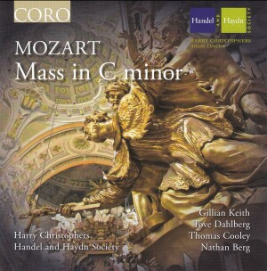 Mozart: Mass in C minor - Handel and Haydn Society - Harry Christophers-Voices and Orchestra-Sacred Oratorios