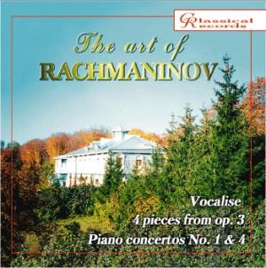 The art of Rachmaninov, Vol.7-Historical Recordings