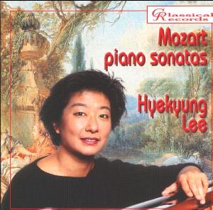 W. A. Mozart - Hyekyung Lee, piano-Piano-Chamber Music