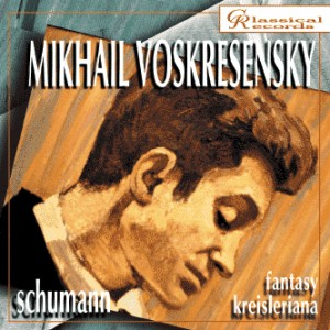 R. Schumann - Kreisleriana, Fantasie in C major Op. 17 - M. Voskresensky, piano -Piano-Instrumental