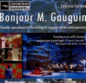 Fabrizio Carlone - Bonjour M. Gauguin-Opera-World Premiere Recording