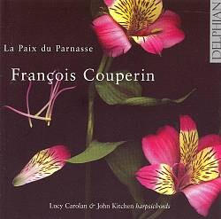 La Paix du Parnasse - L. Carolan and J. Kitchen (harpsichords)-Harpsichord-Baroque