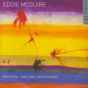 Eddie McGuire - Music for flute, guitar and piano-Flute