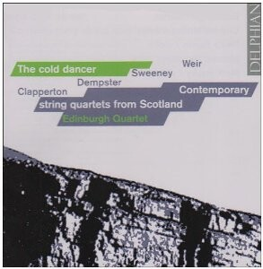 Cold Dancer - Contemporary String Quartets from Scotland-Quartet-Contemporary music