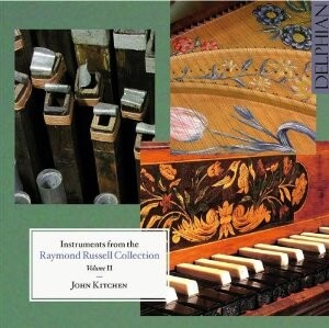 Instruments of the Russell Collection, Vol. 2 - John Kitchen-Piano