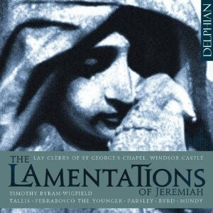 The Lamentations of Jeremiah-Sacred Music
