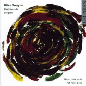 Giles Swayne - Music for cello and piano - R. Irvine,cello - F. Pavri, piano-Piano and Cello-Chamber Music