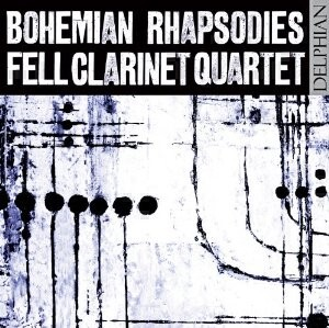 Bohemian Rhapsodies - Fell Clarinet Quartet-Quartet