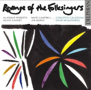 Revenge of the Folksingers   -Songs-Folk Music