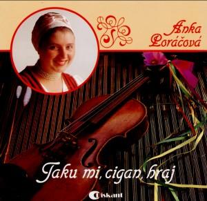 Taku mi, cigan, hraj - Anka Poráčová -Folk Music-Traditional