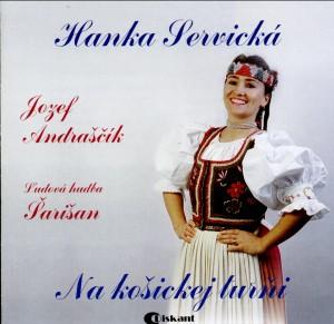 Na košickej turňi - Voices: Hanka Servická, Jozef Andraščík-Folk Music-Traditional