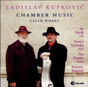 Ladislav Kupkovič - Chamber Music - Cello Works-Vocal and Piano