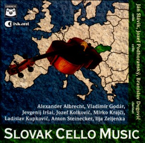 Slovak Cello Music-Cello-Cello Collection