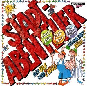 Stadtabenteuer mit Ulf, Zwulf und dem Spatz Willi - Lautsein - Stillsein - Wildsein-Music for Children