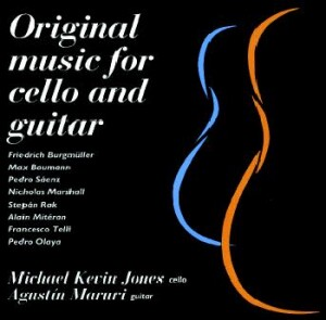 Agustín Maruri - Music For Guitar