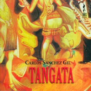 Tangata - Carlos Sanchez Gil-Guitar-Chamber Music
