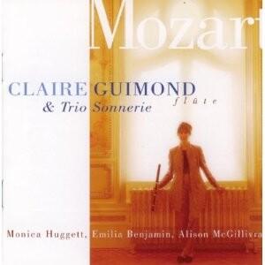 Mozart - Flute Quartets Nos. 1-4 (complete) - Claire Guimond and Trio Sonnerie -Trio