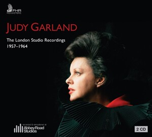 Judy Garland - The London Studio Recordings 1957-1964-Voices and Orchestra