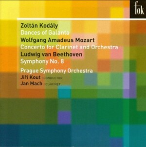 Z. Kodaly - Dances of Galanta - Mozart - Clarinet Concerto - Beethoven - Symphony No. 8-Clarinet and Orchestra-Clarinet Concerto