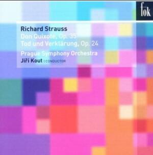 R. Strauss - Don Quixote - Tod und Verklärung-Violin and Orchestra-Chamber Music