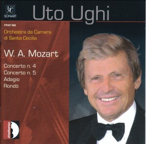 Uto Ughi - W.A.Mozart - Kv 218-261-373-Violin-Instrumental