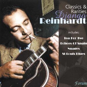 Django Reinhardt -  Classics & Rarities-Guitar Music-Instrumental