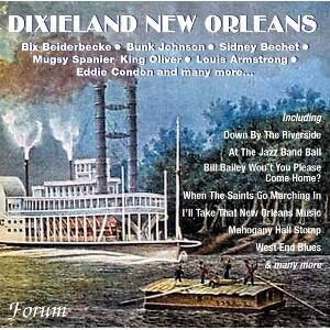 Dixieland New Orleans - Classic Hits-Jazz
