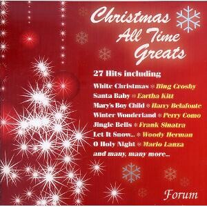 Christmas All Time Greats-Christmas Music