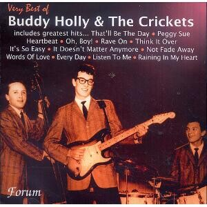 Very Best of Buddy Holly & The Crickets-Nostalgy
