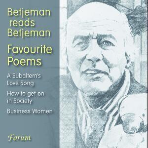Betjeman Reads Betjeman - Favourite Poems-Spoken word