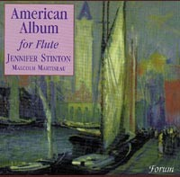 American Album for Flute-Flute-Flute Collection