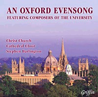 Oxford Evensong-Choir-Cathedrale Music