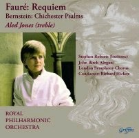 Faure - Requiem, Bernstein  -  Chichester Psalms -Sacred Songs of Sorrow-Sacred Music
