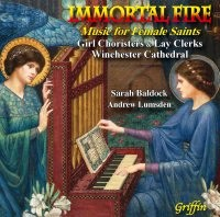 Immortal Fire - Winchester Cathedral-Cathedral Choir-Sacred Music
