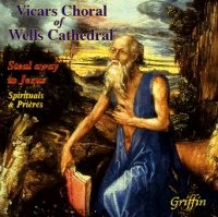 The Vicars Choral of Wells Cathedral-Sacred Songs of Sorrow-Sacred Music